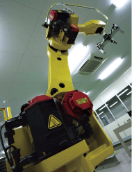 Intelligent load testing robot