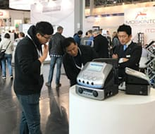 photo:ITO booth at MEDICA 2017